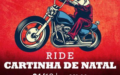 01/12 – Ride Cartinhas de Natal