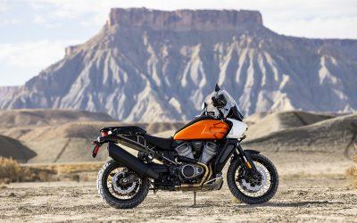 Harley-Davidson Pan America™ – Assista o vídeo de lançamento.